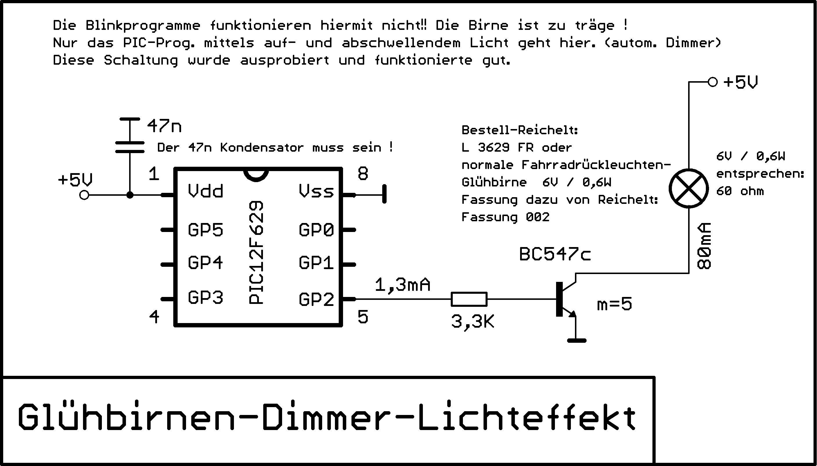 Ausgezeichnet Bc547 Schaltungen Fotos - Der Schaltplan - greigo.com